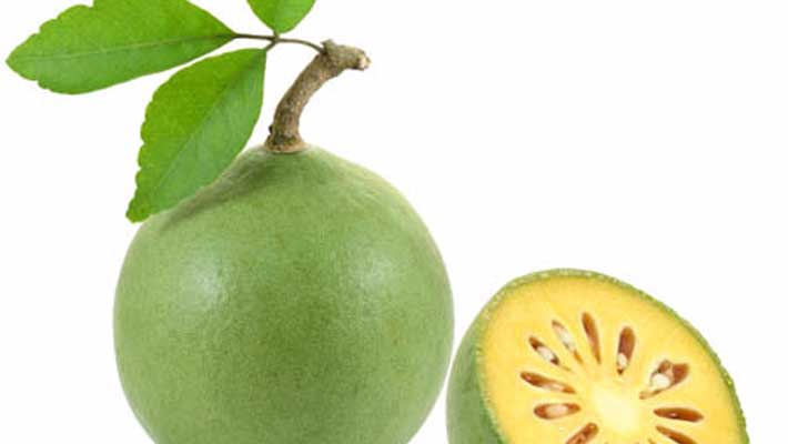 Bilva-fruit