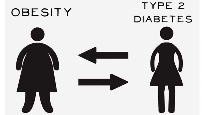 Obesity-Stress-Diabetes