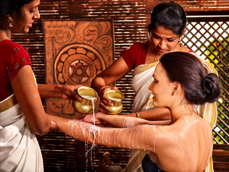 Rasayana - The Ayurvedic Rejuvenation program